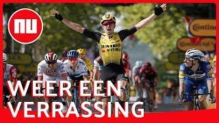 Mart Smeets: 'Petje af voor de verrassende winnaar' | NU.nl