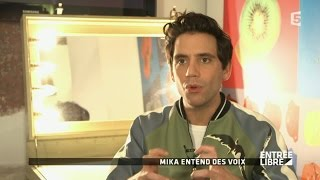 "Mika ""No place in Heaven"" - Entrée libre"