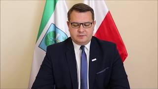 Film do artykułu: Gmina Myślenice. Burmistrz...