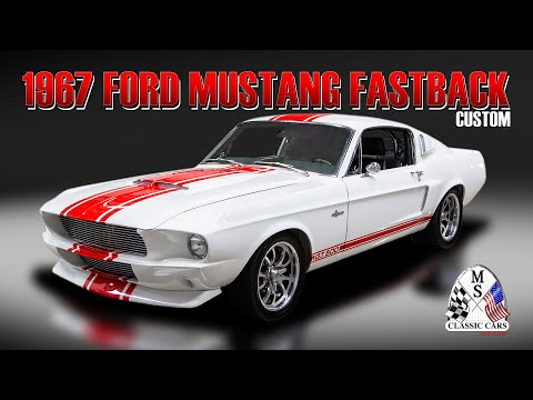 1967 Ford Mustang (CC-1344616) for sale in Seekonk, Massachusetts