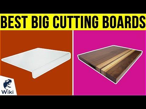 10 Best Big Cutting Boards 2019