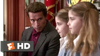 Kindergarten Cop – Who is Your Daddy?
