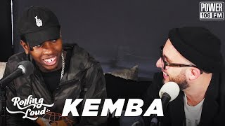 """Kemba Talks """"Exhale"""" Smino Collab, Getting Signed To Republic Records + Upcoming 2019 Album & Tour"""