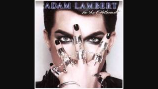 ADAM LAMBERT - A loaded smile