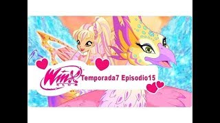 Winx Club - Temporada 7 Episodio 15 - Las Piedras Magicas - Episodio Completo