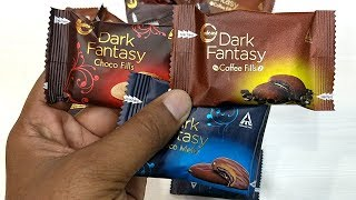 New Dark Fantasy Biscuits Pack Opening All 3 Flavors.