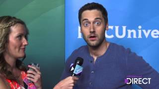 20 Questions with 'The Blacklist's' Ryan Eggold
