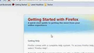 Firefox 3.0 Beta 4 (Windows Vista)