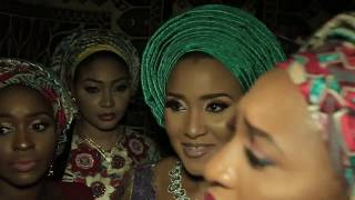 Ovation Platinum Wedding Between Fatima Aliko Dangote & Jamil Abubakar