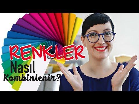 Doğru Renk Seçimi Nasıl Yapılır? & Renkler Nasıl Kombinlenir?   Zelfist