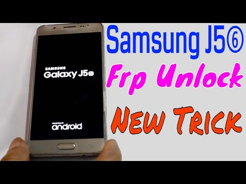 2018 Bypass Google account Samsung j510fn j5(2016) Frp lock remove