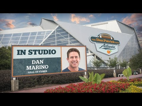 Hall of Famer Dan Marino Talks Brady, Goff & Much More w/Dan Patrick | Full Interview | 1/30/19