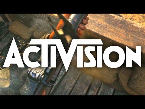 The Problem with Activision & Call of Duty's Developers...