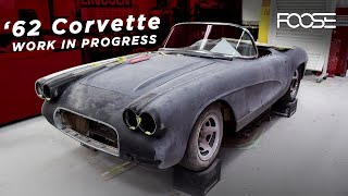 Foose Design 62 Corvette C1 Custom Build - Part 1