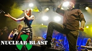 """SOILWORK - """"Let This River Flow"""" feat. Floor Jansen - Live In The Heart of Helsinki (OFFICIAL VIDEO)"""