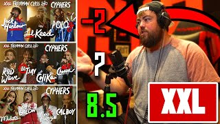WORST CYPHER VERSE EVER? | CRYPT REACTS to 2020 XXL CYPHERS (Jack Harlow, PoloG, Lil Keed's, & More)