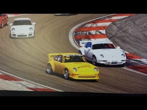 Porsche 993 RS 3.8 vs. 993 Carrera 3.6