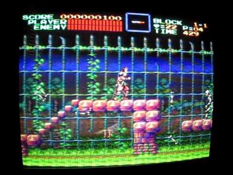 Jugando a la SNES en Bang & Olufsen MX6000 retrogaming