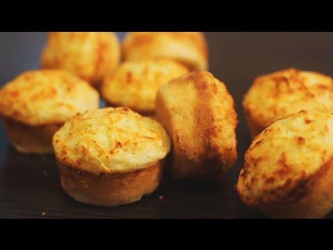 Cheese Muffins Recipe