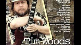 Tim Woods - World Comes Tumblin' Down