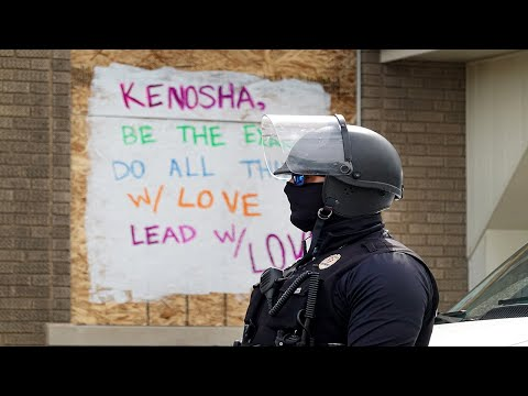 The unrest in Kenosha didn't come out of thin air