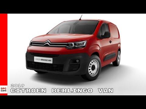 Citroen Berlingo Van Фургон класса M - рекламное видео 1