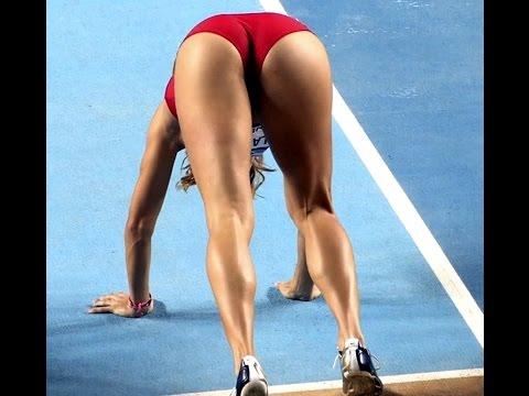 sexy adult female naked track athletes