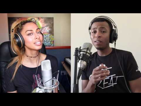 Love's In Need Of Love Today - Stevie Wonder | Sonna Rele/Kevin Ross Cover with lyrics