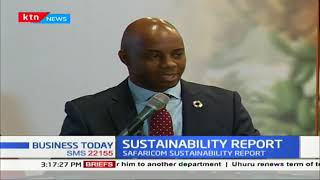Safaricom releases business sustainability report