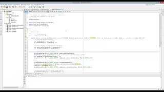 Tutorial 4   Creating JOGL Template in Netbeans Part3