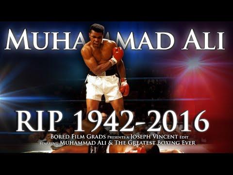 Muhammad Ali RIP 1942 – 2016