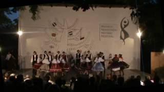 Dunaszekcsői táncok (Mohácsi Nemzetközi Néptáncfesztivál)
