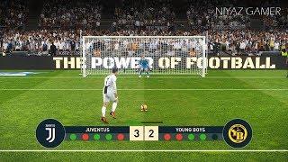 JUVENTUS FC vs YOUNG BOYS   Penalty Shootout   PES 2019 Gameplay PC
