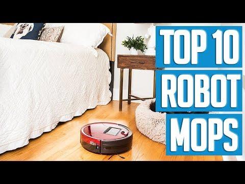 Best Robot Mops 2018 | TOP 10 Robot Mop
