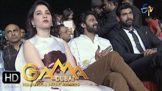 Bahubali Movie Team Entry in ETV GAMA Music Awards 2015 - 6th March 2016
