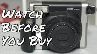 WATCH  BEFORE YOU BUY - Fujifilm Instax Wide 300