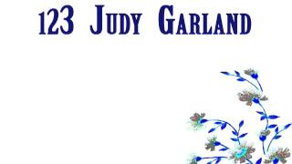 Judy Garland - When you wore a tulip