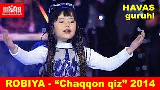 CHAQQON QIZ - Robiyahon HAVAS guruhi
