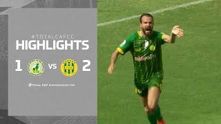 CAF CC | Coton Sport FC 1-2 JS Kabylie