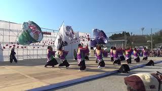 YOSAOKIかぬまフェスティバル(20180325_U20グランプリ演舞)南NA魅