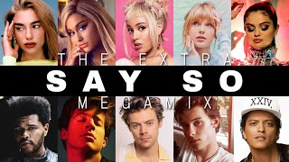 """SAY SO"" 