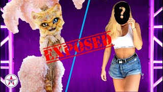 EXPOSED: The Masked Singer Kitty Is A FAMOUS Talent Show Contestant