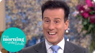 Strictly's Anton Du Beke Reacts to 'Teethgate' | This Morning