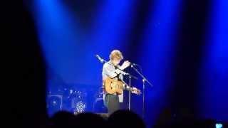Make It Rain // Ed Sheeran: Live in Seattle - Multiply Tour 2014