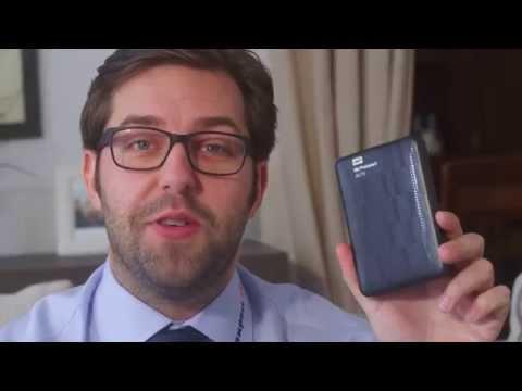 WD Festplatte My Passport AV-TV 1TB - experten Angebot der Woche