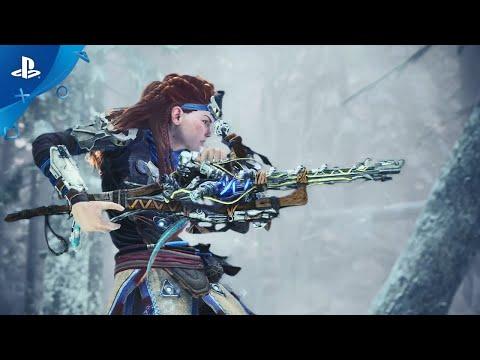 《魔物獵人世界:ICE BORNE》x《地平線:期待黎明 冰凍荒野》合作任務 11 月登場!