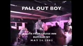 Fall Out Boy - Calm Before The Storm (Live from Cruise Inn)