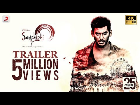 Sandakozhi 2 - Movie Trailer Image