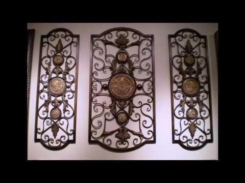 Ideas de decoración de pared de hierro