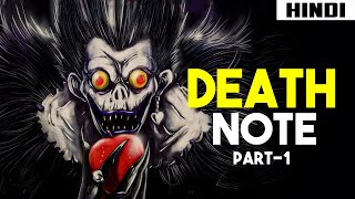 Death Note (2006) Explained - Part 1 | Haunting Tube